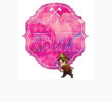 Jessica Fletcher is my Spirit Animal Unisex T-Shirt