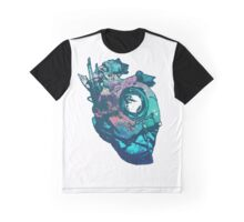 Dishonored - The Heart (Blue) Graphic T-Shirt