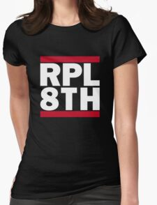 RPL 8TH - Repeal the 8th logo Womens Fitted T-Shirt