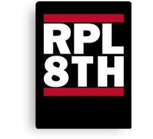 RPL 8TH - Repeal the 8th logo Canvas Print