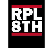 RPL 8TH - Repeal the 8th logo Photographic Print