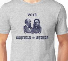 1880 Vote Garfield & Arthur Unisex T-Shirt