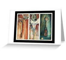 Peyote Cult Greeting Card