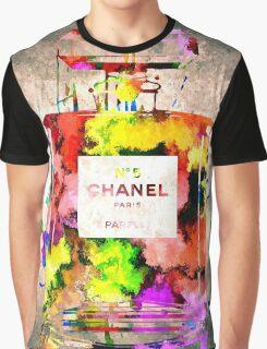Perfume Grunge Graphic T-Shirt
