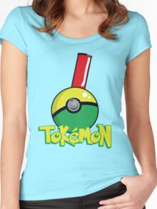 Tokemon GO Women's Fitted Scoop T-Shirt