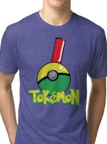 Tokemon GO Tri-blend T-Shirt