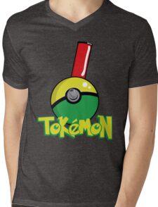 Tokemon GO Mens V-Neck T-Shirt