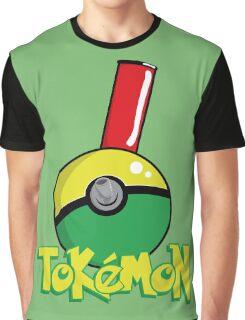 Tokemon GO Graphic T-Shirt