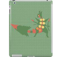 Mega Sceptile iPad Case/Skin