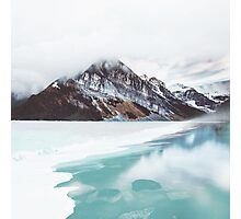 Canadian Mountains Photographic Print
