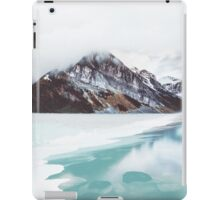 Canadian Mountains iPad Case/Skin