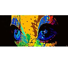 Stars in my eyes Photographic Print