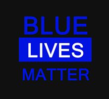 Blue lives matter t-shirt - all lives matter shirt  Unisex T-Shirt
