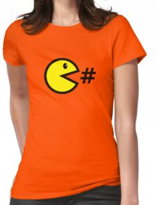 C# Womens Fitted T-Shirt