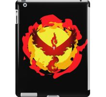 Team Valor and The Fire Within! iPad Case/Skin