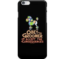 Obey The Groomer iPhone Case/Skin