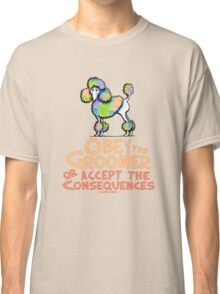 Obey The Groomer Classic T-Shirt