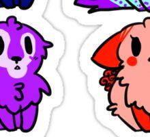 Magical kitten Sticker