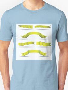 yellow banners Unisex T-Shirt