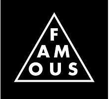 Famous - Cool Shirt Photographic Print