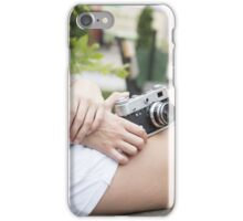 Camera style iPhone Case/Skin
