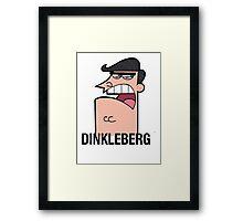 Dinkleberg Framed Print