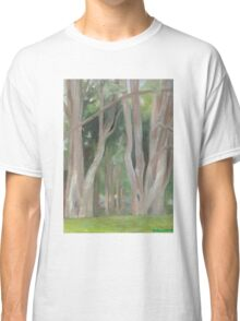 Vermont, shady trees Classic T-Shirt