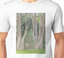 Vermont, shady trees Unisex T-Shirt