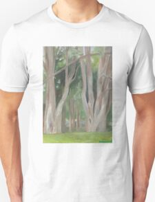 Vermont, shady trees T-Shirt