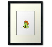 Blanka Mini Framed Print