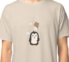 Penguin with Kite Classic T-Shirt