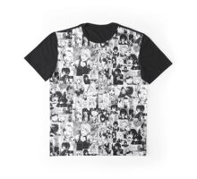 Suzuya Juuzou Collage - Tokyo ghoul Graphic T-Shirt