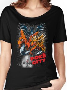 Poke City Women's Relaxed Fit T-Shirt