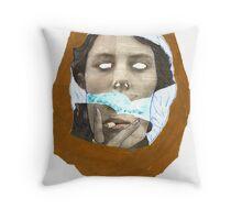 We're all strange Throw Pillow