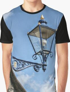 The Blue Lantern Graphic T-Shirt