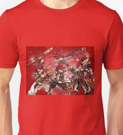 Infinity Sword Unisex T-Shirt