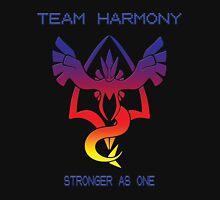 "Pokemon GO: Team Harmony ""Stronger as One"" Unisex T-Shirt"