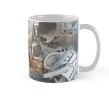 Human with the first cup Mug