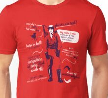 erin gilbert quotes Unisex T-Shirt
