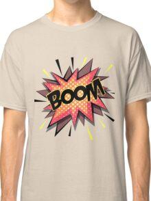 Comic boom. Classic T-Shirt