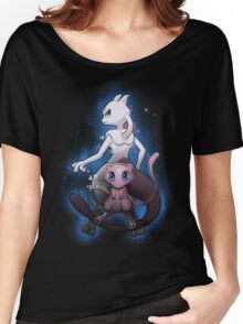Mew - Mewtwo - Pokemon Go Women's Relaxed Fit T-Shirt
