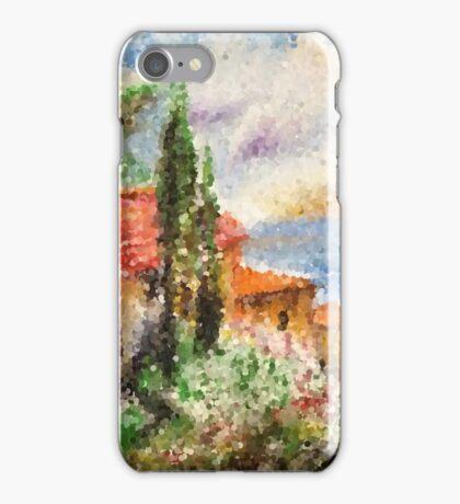 Italian landscape. iPhone Case/Skin