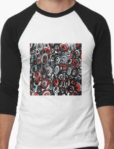 Whorl. Men's Baseball ¾ T-Shirt
