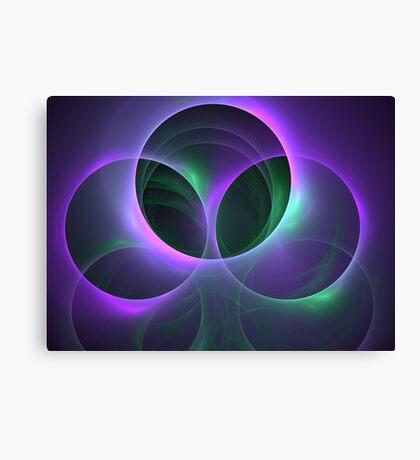 Plant Spheres Canvas Print