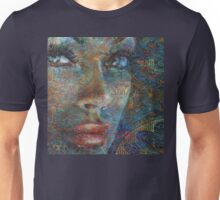 Brilliant Eyes Oriental Unisex T-Shirt