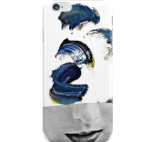 Post Card Series - A Cup of Blue iPhone Case/Skin