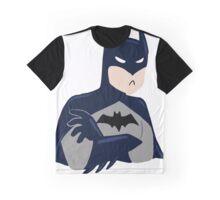 Moody Batman Graphic T-Shirt