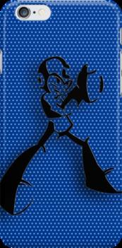 Mega man by D-Vega