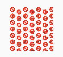 Pokeball Pattern - Pokemon Unisex T-Shirt