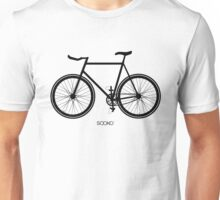 Fixie Road Bike by Sooko Unisex T-Shirt